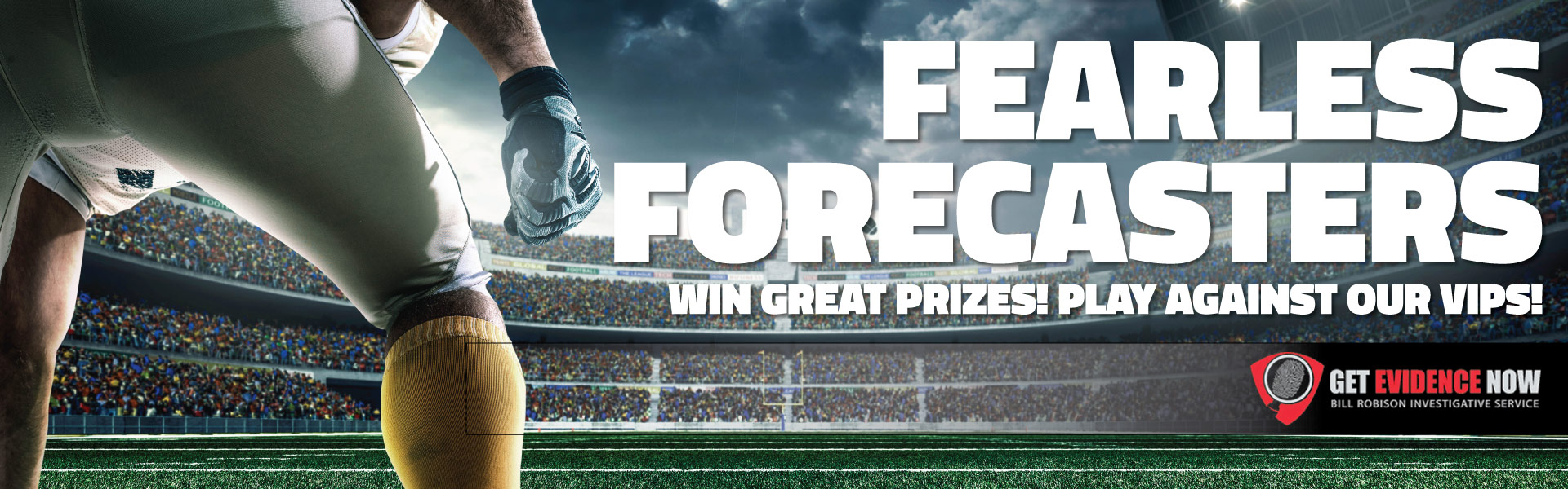 Play Our Fearless Forecasters Contest